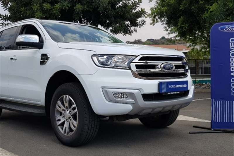 2019 Ford Everest 2.2 XLT auto