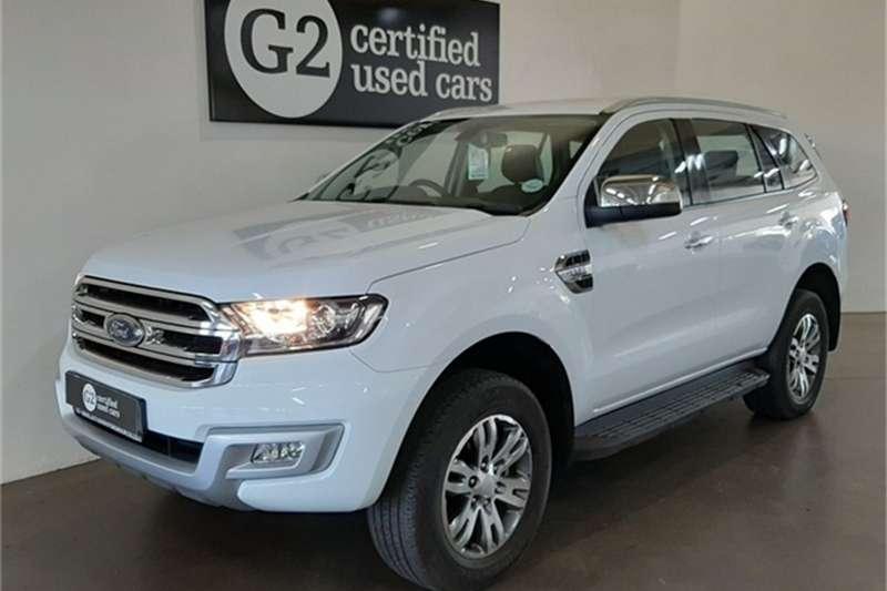 2018 Ford Everest 3.2 XLT