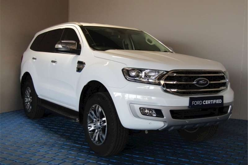 Ford Everest EVEREST 3.2 TDCi XLT 4X4 A/T