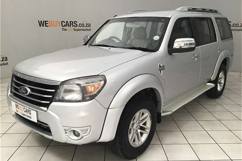 2010 Ford Everest 3.0TDCi 4x4 XLT