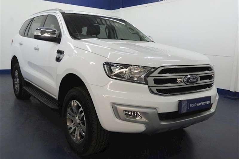 2020 Ford Everest EVEREST 2.0D BI TURBO XLT A/T