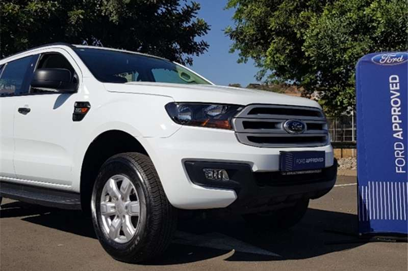 2019 Ford Everest 2.2 XLS