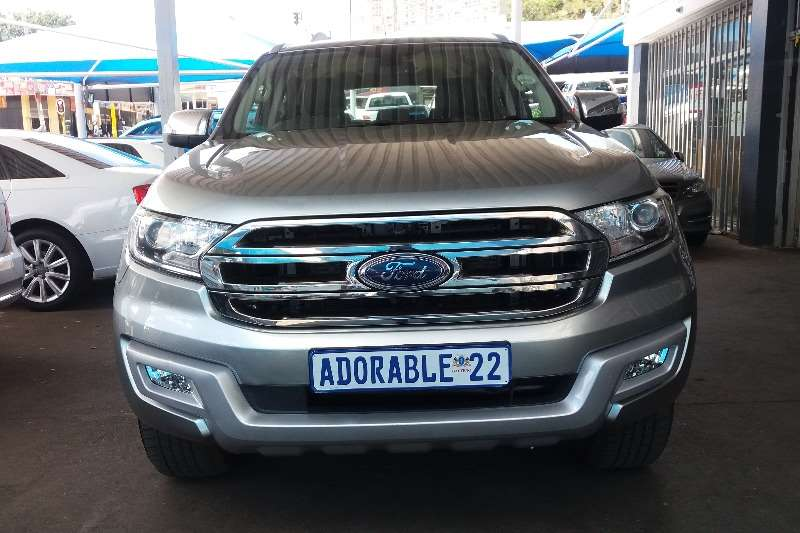 2015 Ford Everest EVEREST 3.2 TDCi XLT A/T