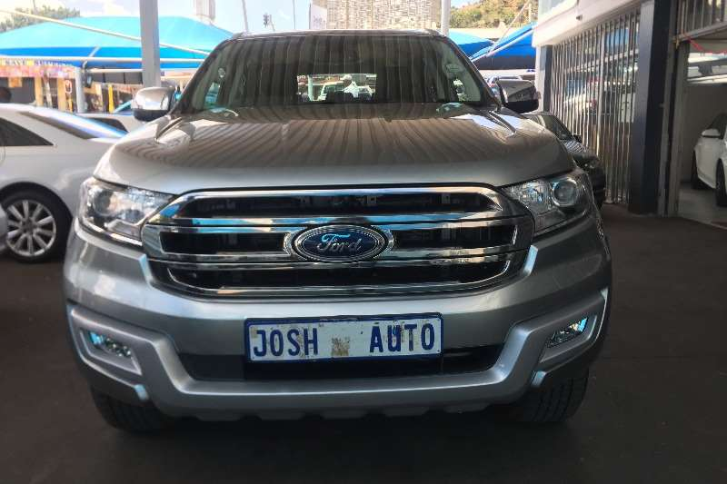2015 Ford Everest EVEREST 3.2 TDCi XLT 4X4 A/T