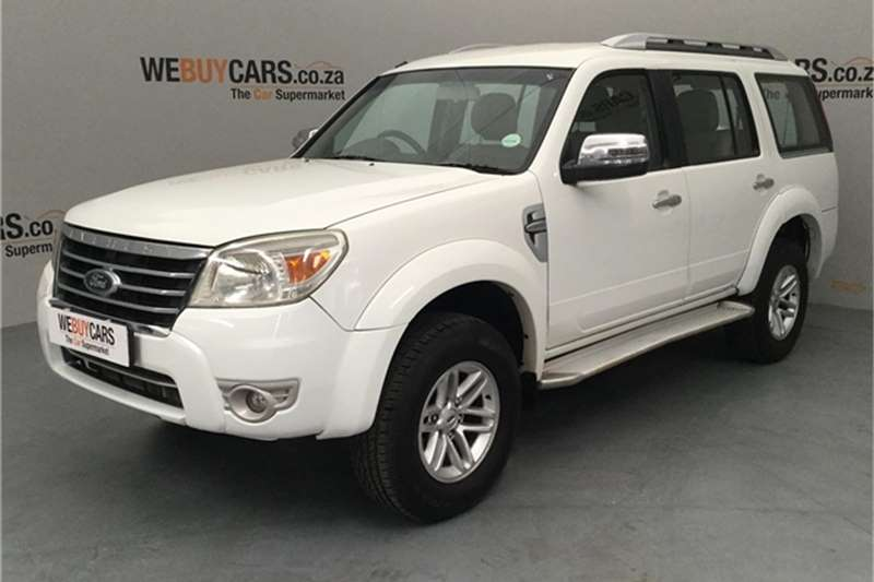 2010 Ford Everest 3.0TDCi 4x4 LTD