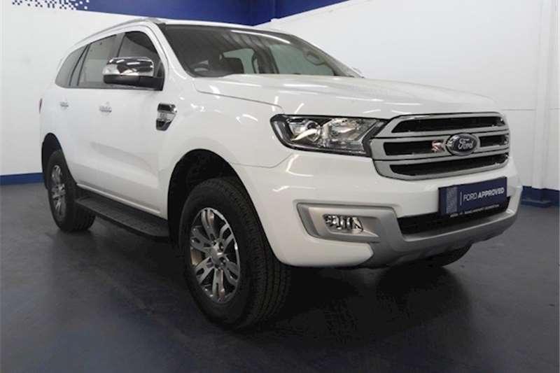 2019 Ford Everest 3.2 XLT