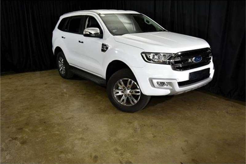 2019 Ford Everest 3.2 XLT