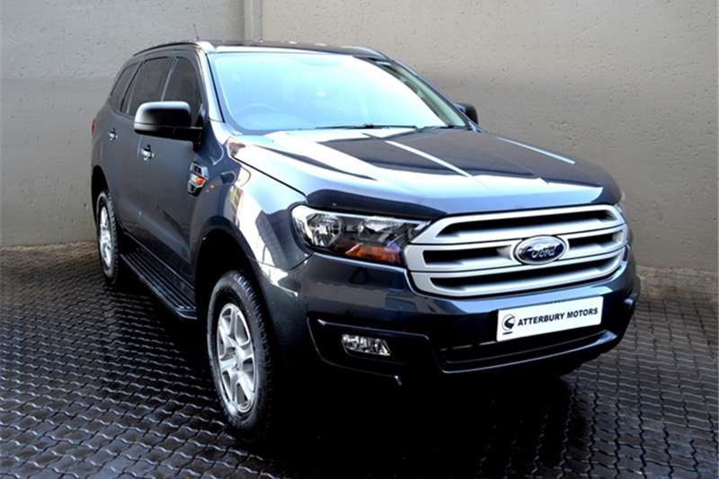 2017 Ford Everest 2.2 XLS