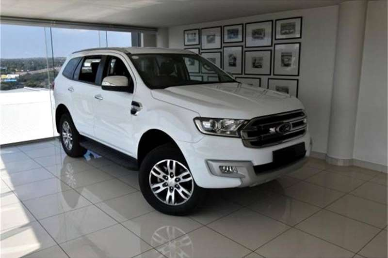 2019 Ford Everest 3.2 4WD XLT