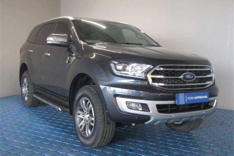 2020 Ford Everest EVEREST 2.0D BI TURBO LTD 4X4 A/T