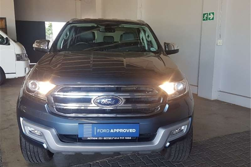 2017 Ford Everest 3.2 4WD XLT