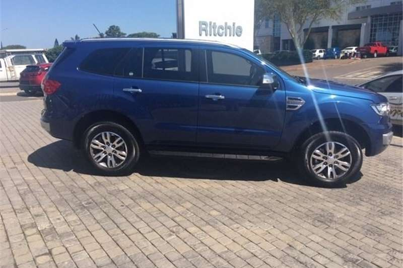 2019 Ford Everest EVEREST 3.2 TDCi XLT 4X4 A/T