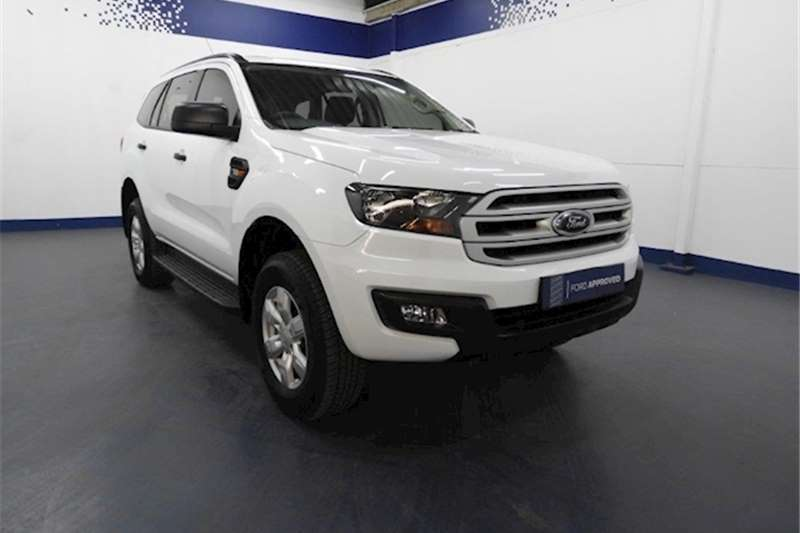 2020 Ford Everest EVEREST 2.2 TDCi XLS A/T