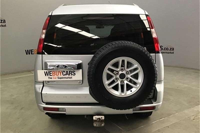 2009 Ford Everest 3.0TDCi 4x4 LTD