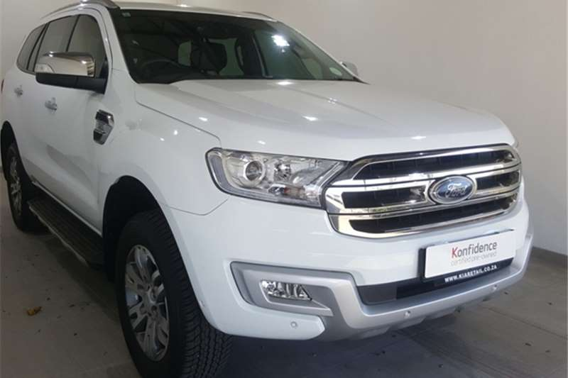 2019 Ford Everest 3.2 4WD Limited