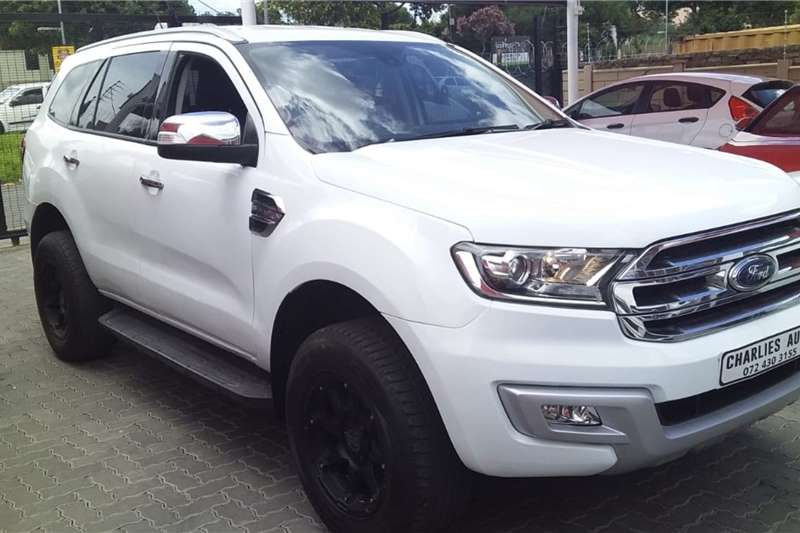 2016 Ford Everest 3.0TDCi XLT