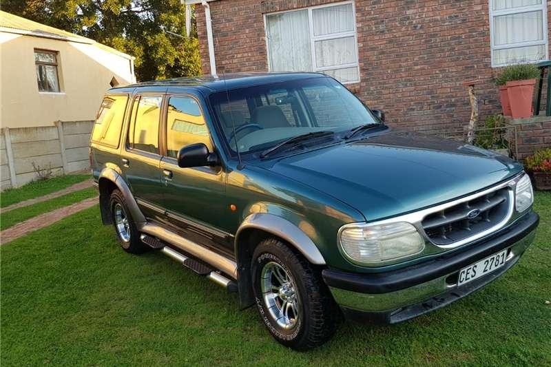 Ford Explorer 1999