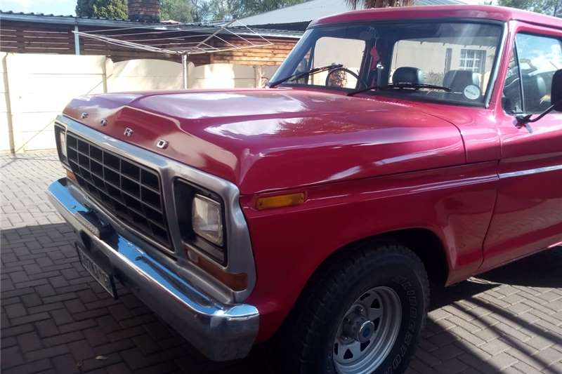 Ford F100 Cars For Sale In South Africa Auto Mart