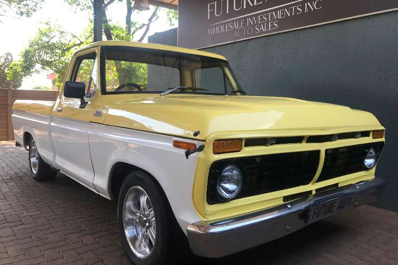 Ford F100 V8 1978