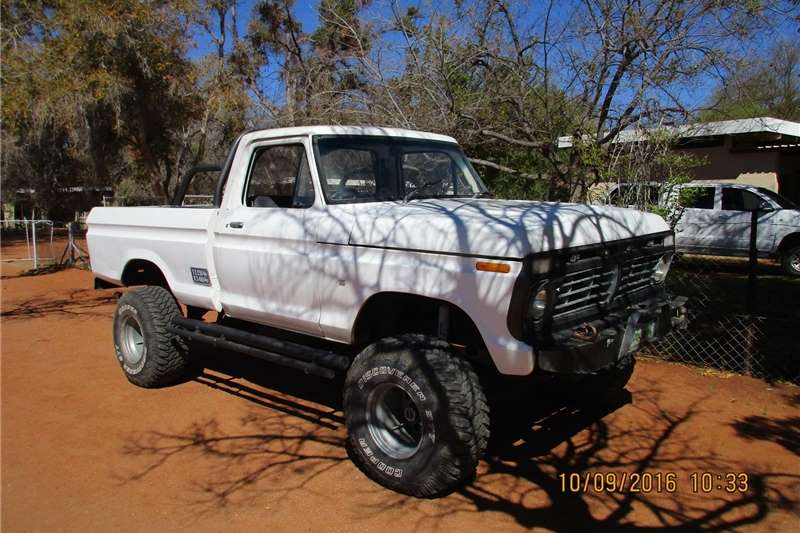 Ford F250 1978
