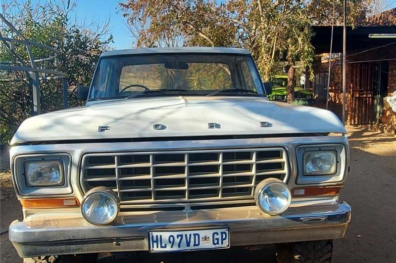Used 1979 Ford F250
