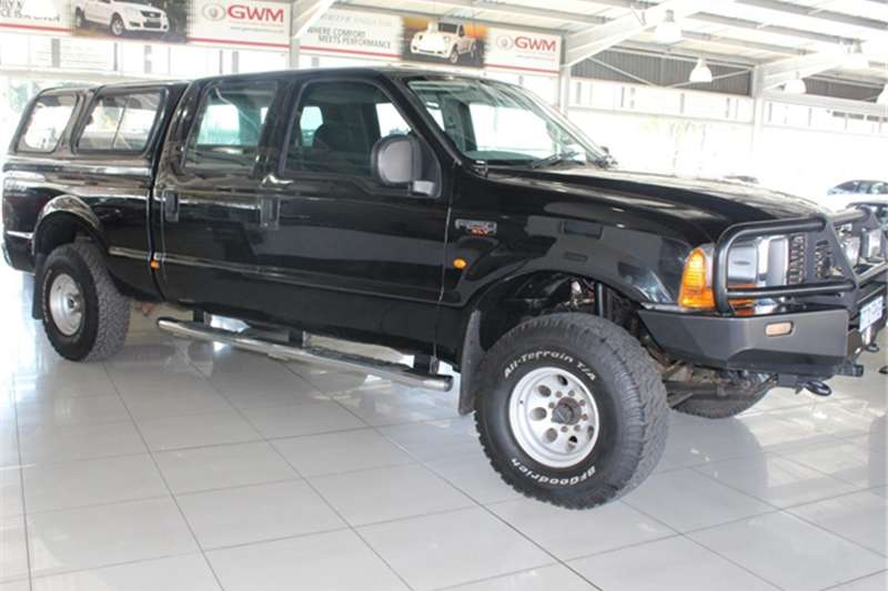 Ford F250 2007