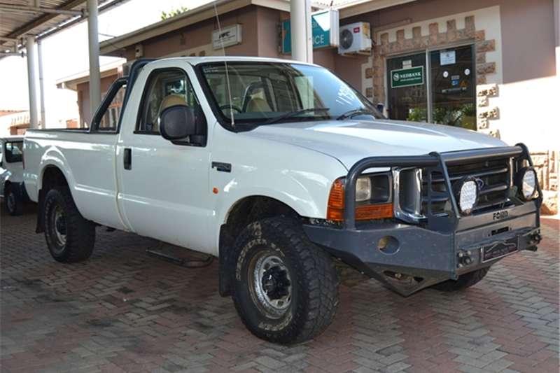 Ford F250 4.2TD XL Single Cab 4x4 2005
