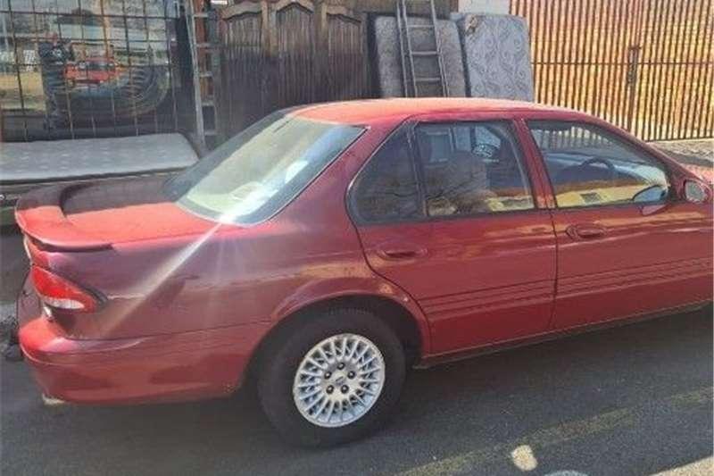 Ford Fairmont 1996