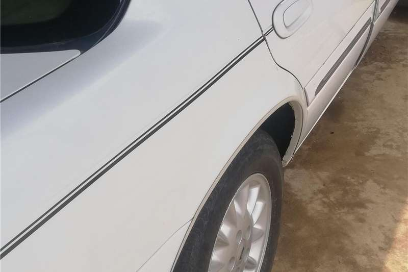 Ford Fairmont 1997