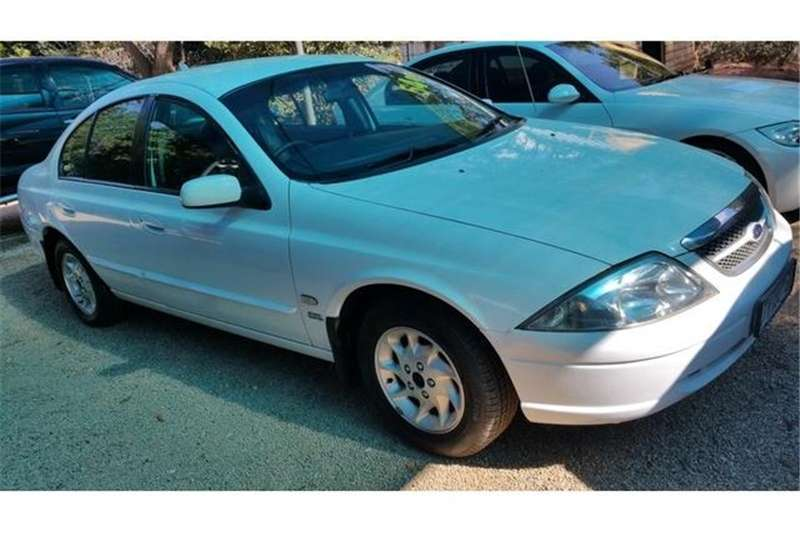 Ford Falcon 4.0 Fairmont At 1999