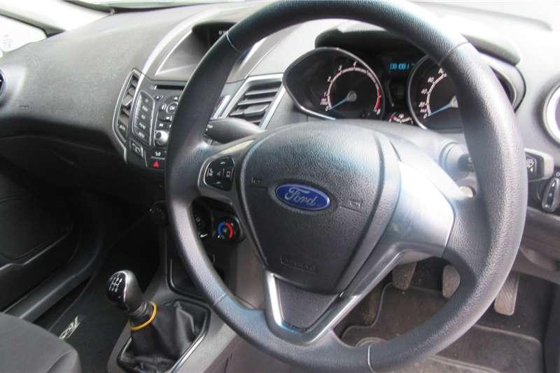 Ford Fiesta 1.0 2018