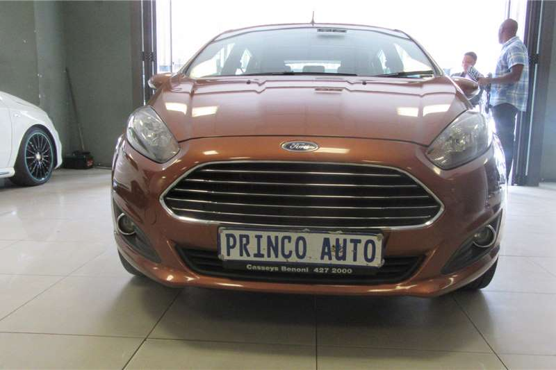 Ford Fiesta 1.0 Eco Boost 2013