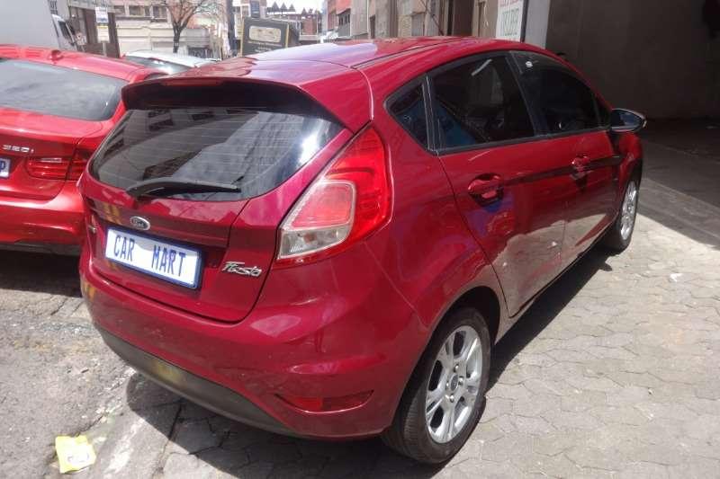 Ford Fiesta 1.0 ECOBOOST 2013