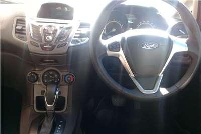 Ford Fiesta 1.0 EcoBoost 2015
