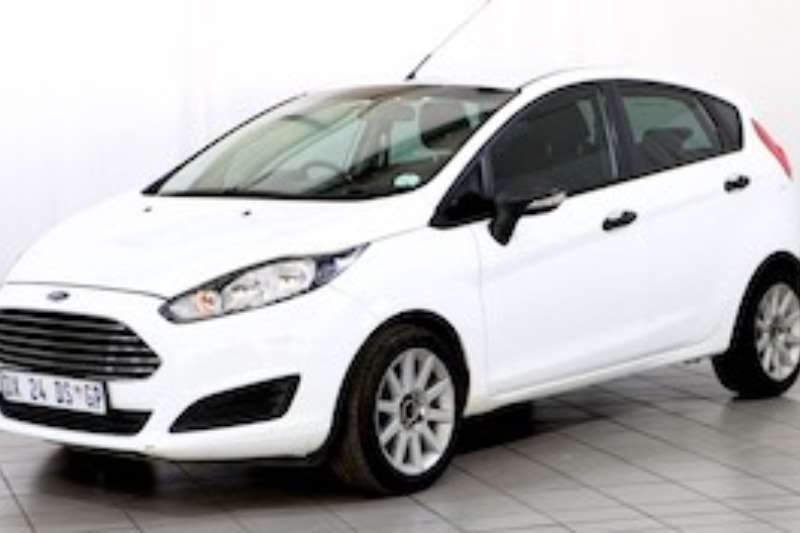 Ford Fiesta 1.0 ECOBOOST 2015