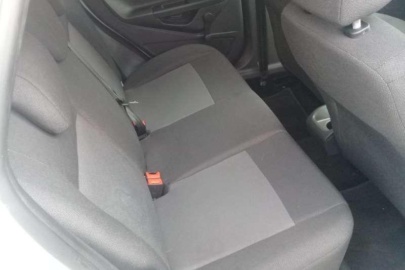 Ford Fiesta 1.0 Ecoboost 2016