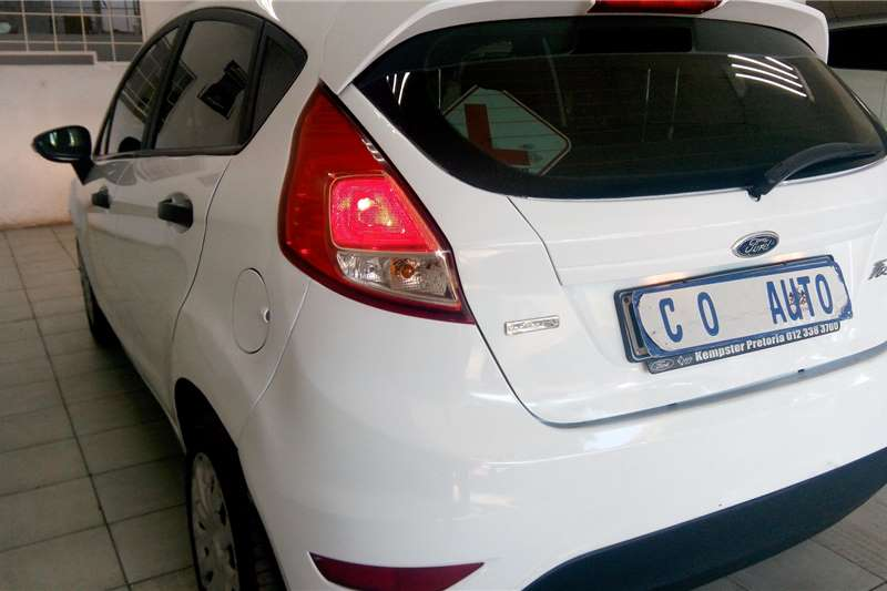 Ford Fiesta 1.0 ECOBOOST 2016