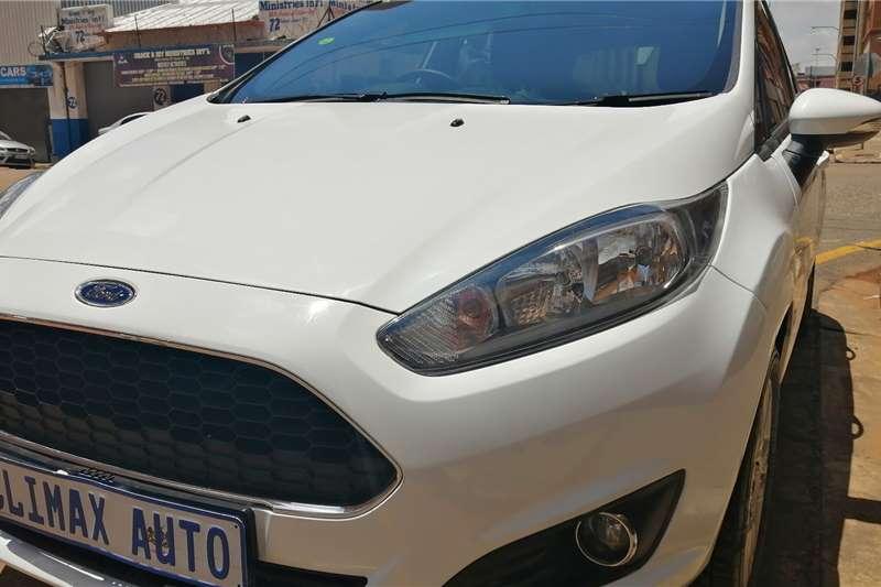 Ford Fiesta 1.0 Ecoboost 2018