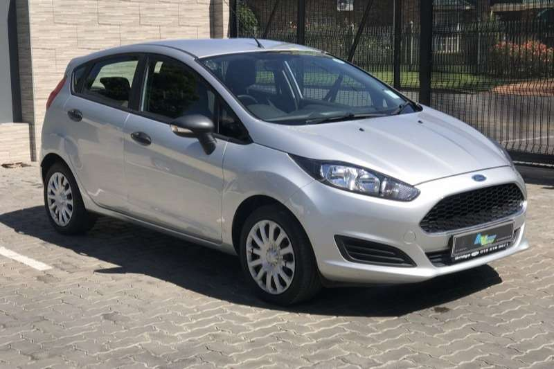 Ford Fiesta 1.0 ECOBOOST AMBIENTE 2017