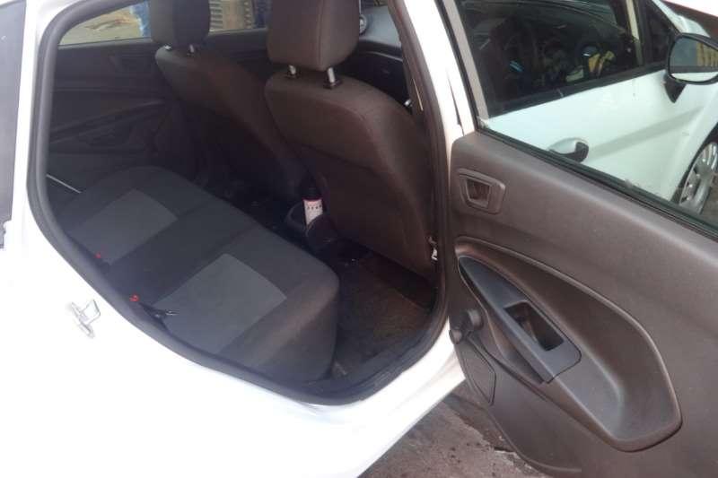 Ford Fiesta 1.0 Ecoboost AUTO 2016