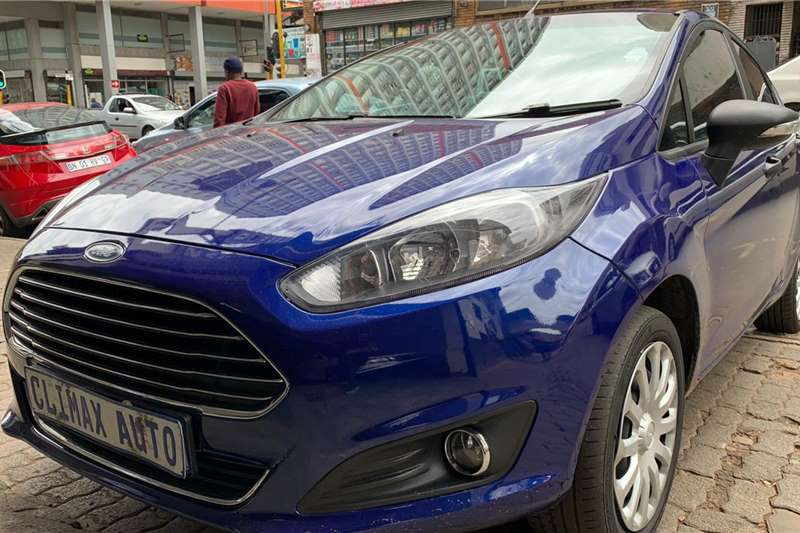 Ford Fiesta 1.0 Ecoboost Auto 2016