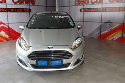 Ford Fiesta 1.0 ECOBOOST TREND 2013