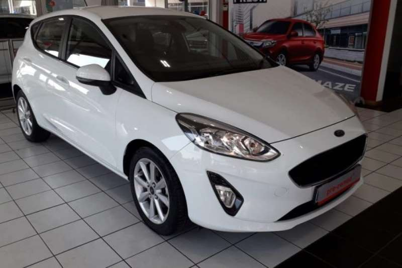 Ford Fiesta 1.0 EcoBoost Trend 2018