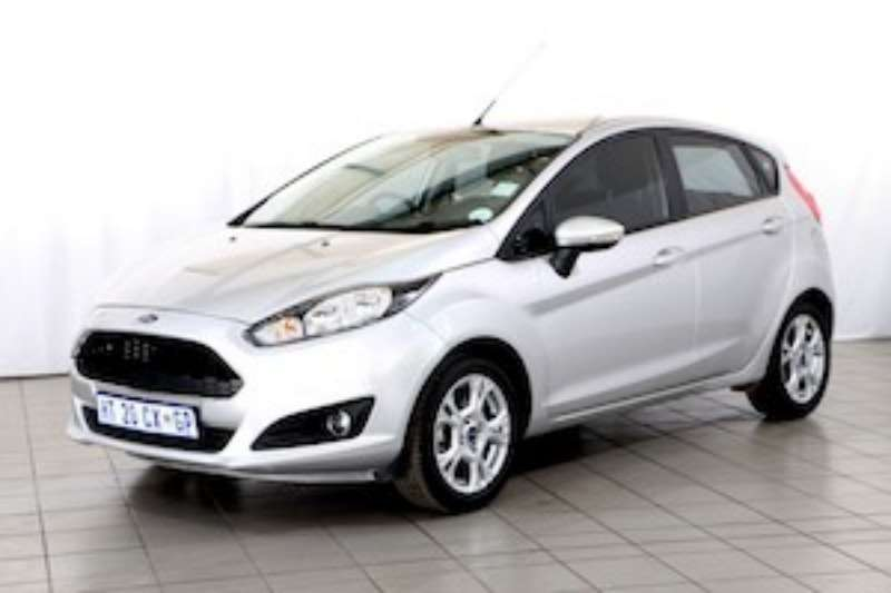 Ford Fiesta 1.0 ECOBOOST TREND 5DR 2017