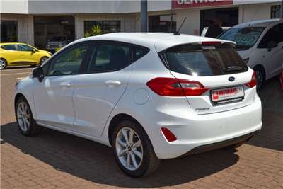 Ford Fiesta 1.0 Ecoboost Trend 5Dr 2018