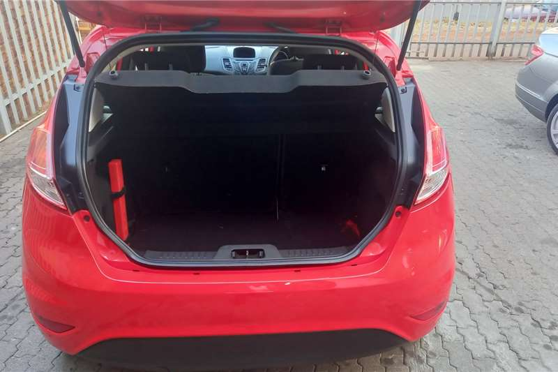 Used 2014 Ford Fiesta