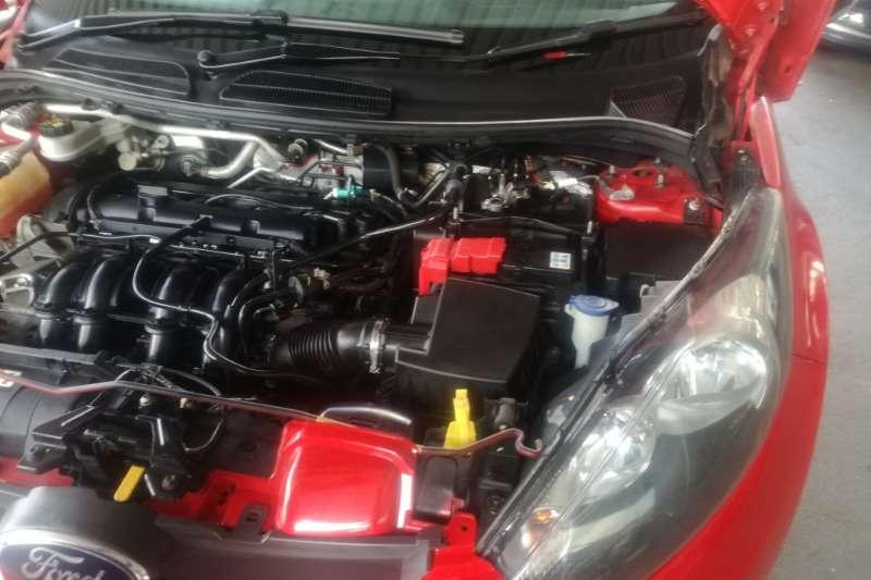 Ford Fiesta 1.4 2012