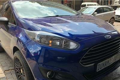 Ford Fiesta 1.4 2015