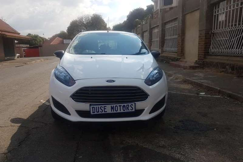 Ford Fiesta 1.4 2016