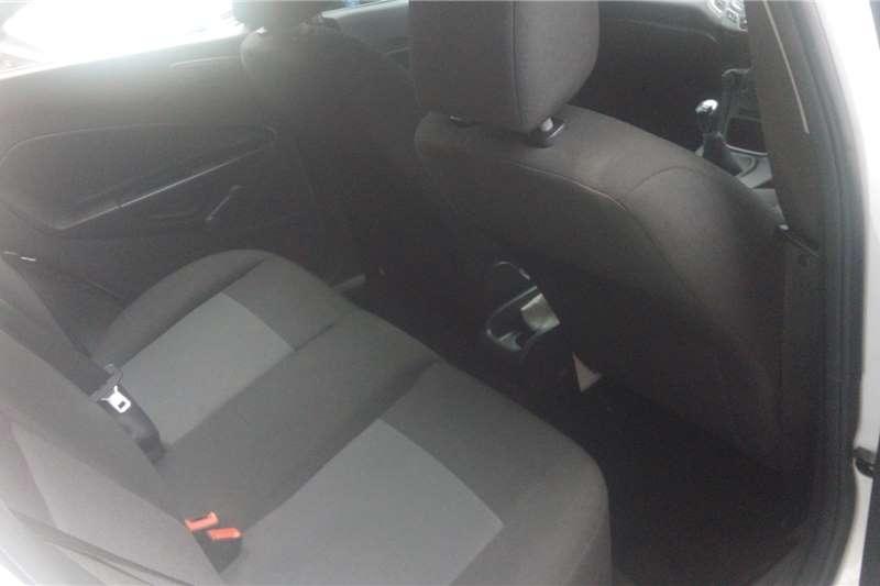 Ford Fiesta 1.4 2017